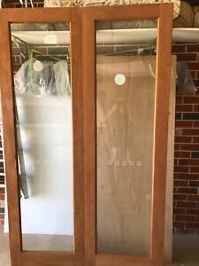 Patio / French doors