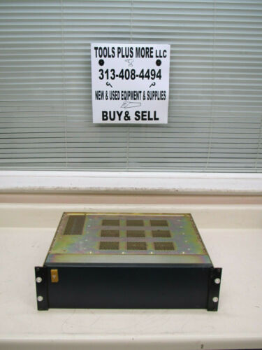 AVL 6270.01A Dyno / Dynamometer Controller / Control Unit Used Free Shipping