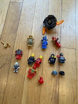 Lego Legos Lot Of Ninjago figures