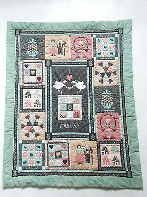 Miniature Country Sampler Quilt