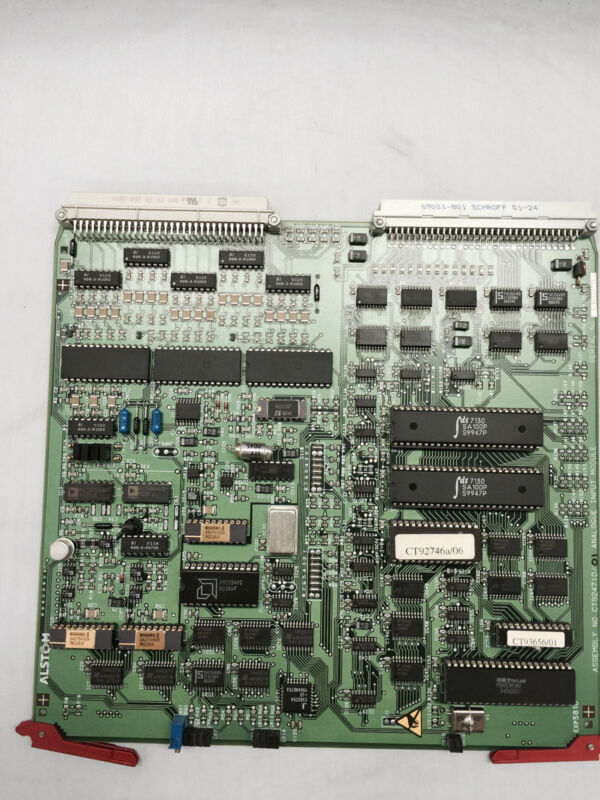 Assembly #CT92471D Analogue Imput Module  Serial # N1100775