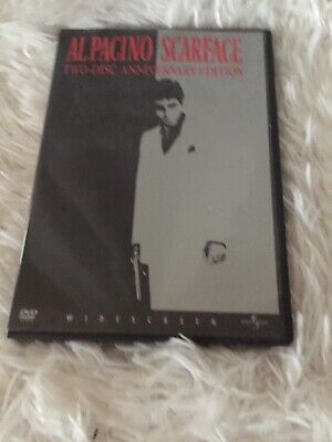 Al Pacino Scarface 2 Disc Anniversary Edition Dvd