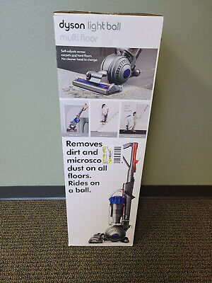 Brand New in Box Dyson Light Ball Multi Floor Bagless Upright Vacuum Cleaner