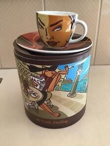 Ritzenhoff espresso cup and saucer.   Dinnerware   Gumtree ...
