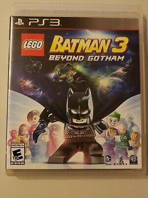 Sony PlayStation 3, PS3, LEGO Batman 3 Beyond Gotham