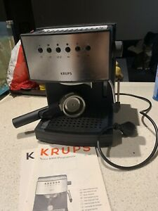 KRUPS coffee machine,Sunbeam grinder and coffee beans