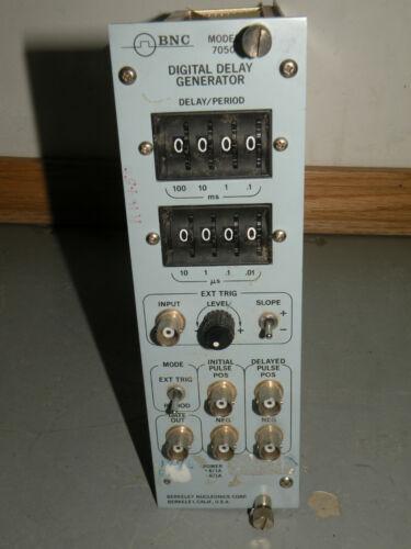 BNC Digital Delay Generator Plug In Module 7050-A READ CONDITION