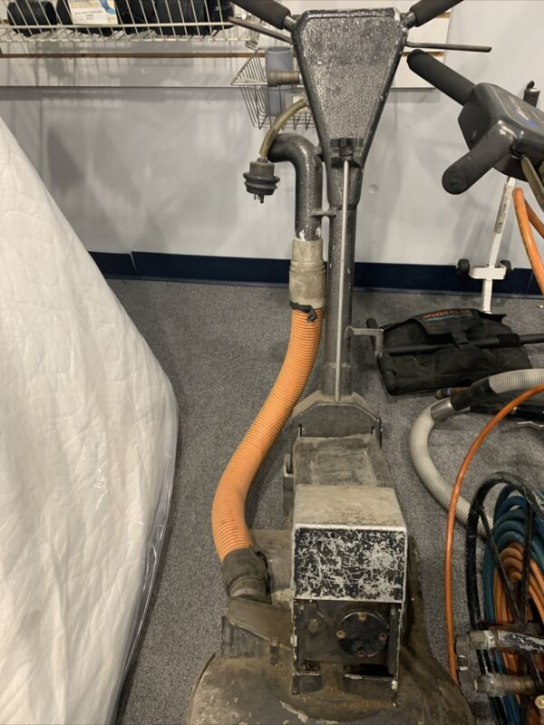 HYDRAMASTER RX20 ROTARY EXTRACTOR CARPET CLEANER