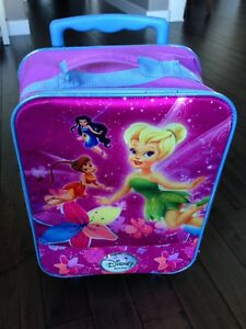 Rolling luggage - Tinkerbell