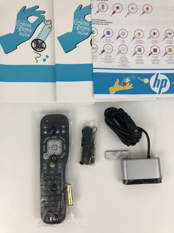 HP USB Wireless Receiver and  Windows Media Center Remote