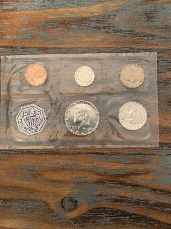 1964 U.S. Proof Set — 5 Proof Coins
