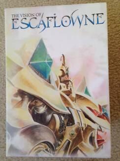 Escaflowne DVD Box Set