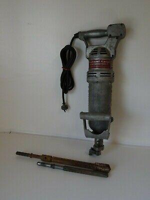Rockwell Kango Jack Hammer Model 56917-m Concrete Electric Jack Hammer W Bits
