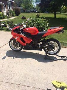 06 Kawasaki zx6r 636