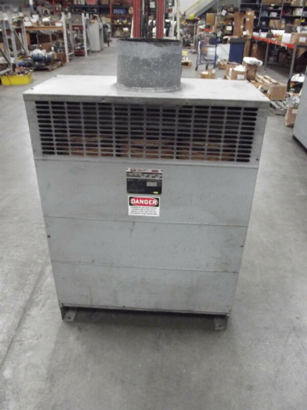 Federal Pacific Transformer 118  KVA  FH118CFMD