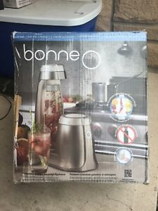 BonneO carbonated mixer, infused drink maker New