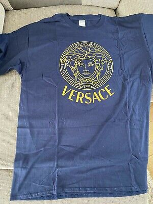 VERSACE MENS T-SHIRT SIZE XL