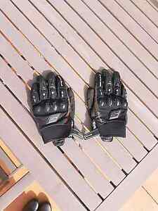 Genuine Five Stunt Women Leather Motorcycle Gloves Advanced XL Kellyville Ridge Blacktown Area Preview