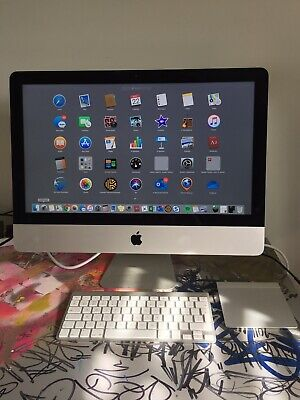 Apple iMac 21.5 inch with mouse & trackpad 1TB 8GB 1600 MHz Memory Intel Core i5