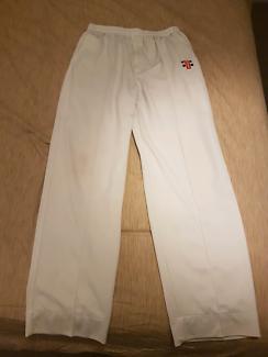 Size XL Gray Nicolls Cricket Pants