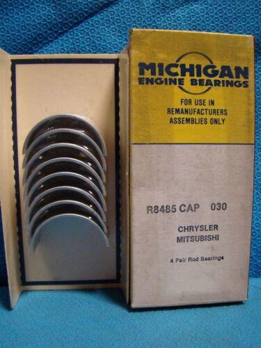 Mitsubishi 1289 1439 1499 1597 Arrow Colt Lancer Galant GTO Rod Bearing Set 030