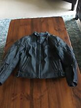 Dainese Leather Jacket Blackwood Mitcham Area Preview