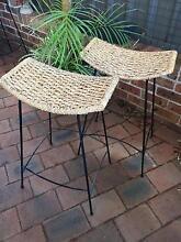 Cane bar stools Abbotsbury Fairfield Area Preview
