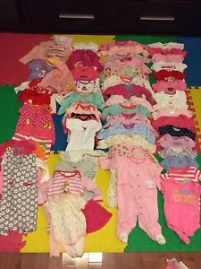 Girls Clothing Lot for Sale - EUC Size 6-9 months
