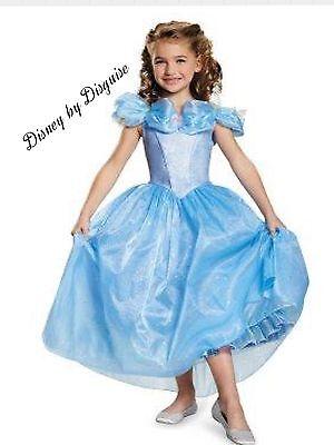 *SALE*Disney Cinderella Dress Halloween Costume