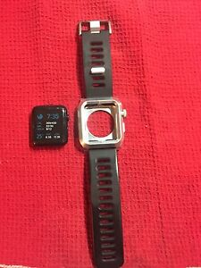Apple Iwatch  series 1 band and case