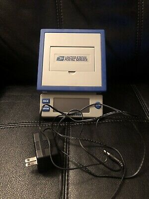Electronic Digital Usps 10 Lb. Pound Desk Top Postal Scale Official