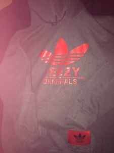 Yeezy / adidas pull over sweater