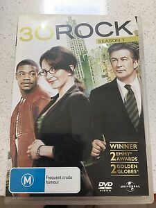 30 Rock DVD Lorn Maitland Area Preview