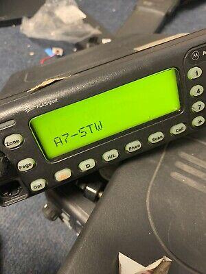 Motorola Mcs2000 Model 3 Radio Control Head