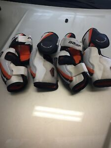 Bauer Supreme One.60 jr elbow pads small