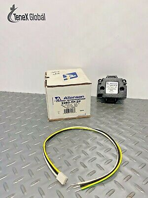 Allanson 2260-tp-2p Electronic Ignition Transformer 120 V Z-32