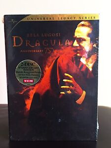 DRACULA 2-disc 75th Anniversary Edition NEW SEALED