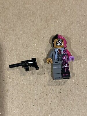 Lego Batman Movie Two-Face Double Demolition Bulldozer Minifigure 70915 New