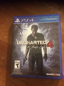 Uncharted A Thief's End 55$
