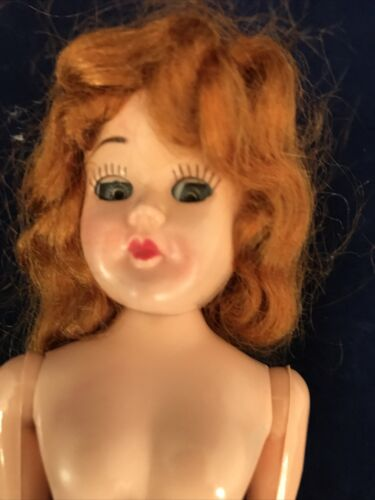 Lot Of 4 Vintage Plastic Dolls Including 1 From Admiration Toy Company - $40.00
