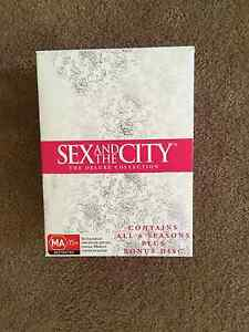 Complete box set of sex and the city Prospect Launceston Area Preview
