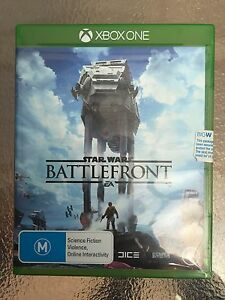 Xbox one Star Wars battlefront Port Noarlunga Morphett Vale Area Preview