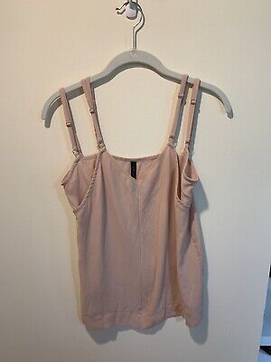 Dion lee Pink Cami Top Size Au 8 (small)