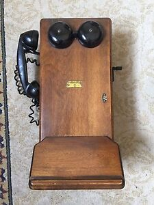 1950's Antique Telephone Phone Northern Electric 10/10