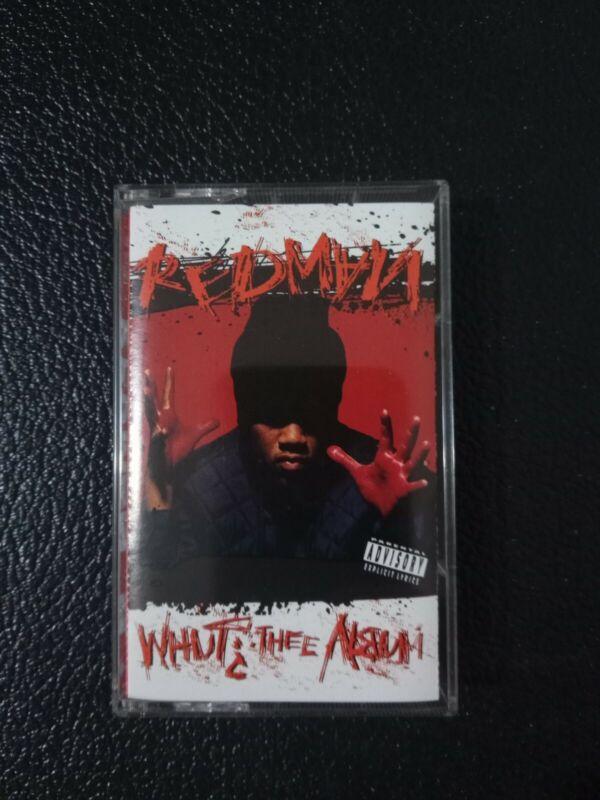 Redman Cassette- Whut? Thee Album- Featuring The Hit Time 4 Sum Aksion