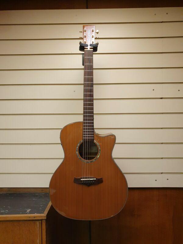 Tanglewood TVC Koa C 2011 Electro Acoustic Guitar