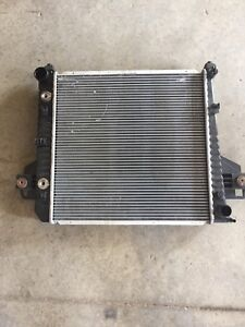 Jeep Liberty radiator
