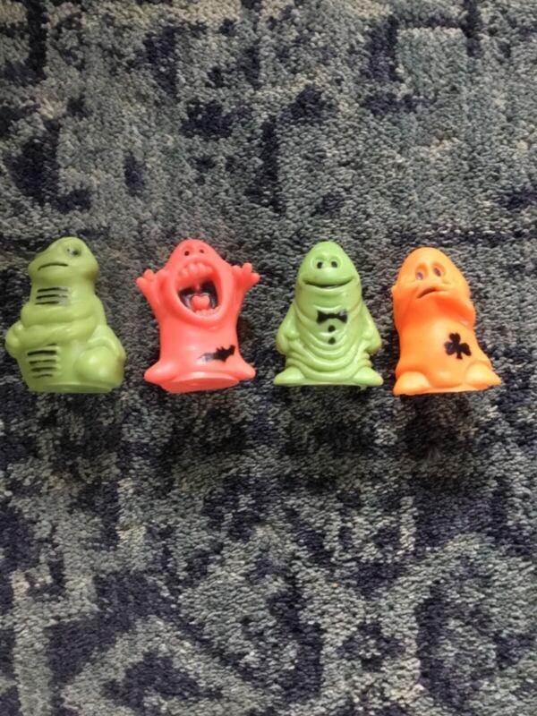 Rare Pineapple Inc Glow In Dark Ghosts General Mills Monsters Cereal 1980