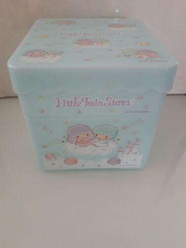 Sanrio Little Twin Stars Cosmetic Storage Box