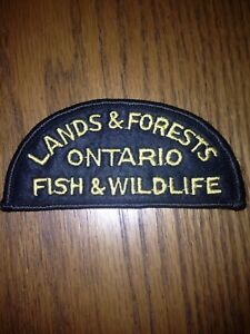 Department of Lands and Forests